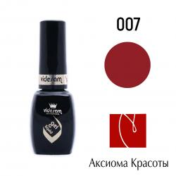 Гель-лак V Gel Liquid №007, Videsam, 8 мл