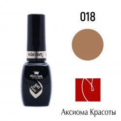Гель-лак V Gel Liquid №018, Videsam, 8 мл