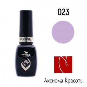 Гель-лак V Gel Liquid №023, Videsam, 8 мл, 100р.