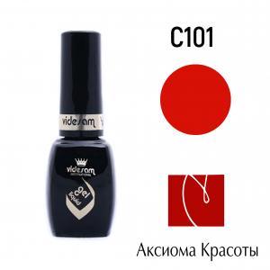 Гель-лак Soak off  С101, Videsam, 8 мл, 100р.