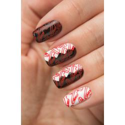 "Stamping №1 ""Red"", Dance Legend"
