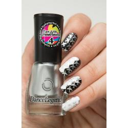 """Stamping №4 """"Silver"""", Dance Legend"""