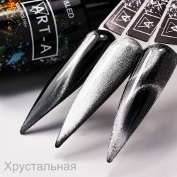 Гель-лак Хрустальная кошка Art-A