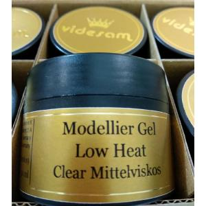 Modellier Gel Low Heat, Videsam, 50 мл, 1990р.
