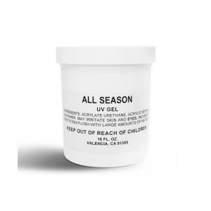 Thick clear gel, скульптурный прозрачный гель, All Season, 454 мл,