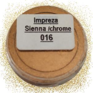 Пигмент ХРОМ IMPREZA №016, 200р.