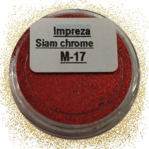 Пигмент ХРОМ IMPREZA № M-017, 200р.