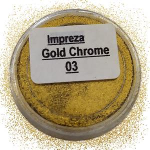 Пигмент ХРОМ IMPREZA № 03, 200р.