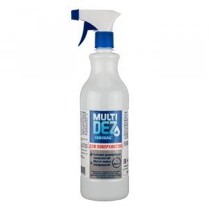 МультиДез-Тефлекс для дезинфекции и мытья поверхностей без отдушки (триггер) 0,5л, 325р.