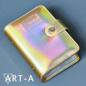 Сумочка для пластин, мираж золотой, 650р.