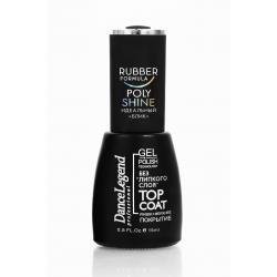 Топ Rubber Formula Poly Shine без липкого слоя Dance Legend (15 мл)