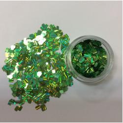 """Лазерные столбики """"Зеленые"""""""