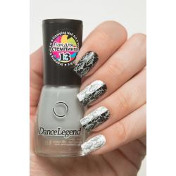 "Stamping №13 ""Grey"", Dance Legend"