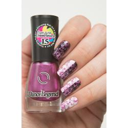 "Stamping №15 ""Metalic Magenta"", Dance Legend"